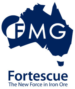 Fortescue Portrait Logo