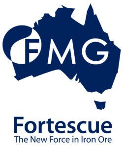 Fortescue Portrait Logo